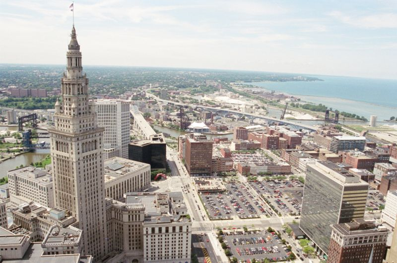 Terminal Tower — Cleveland, OH